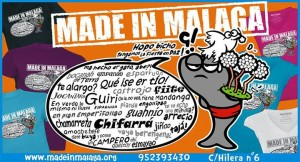 made in malaga camiseta feria oferplan