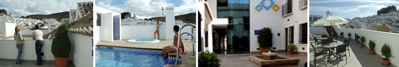 Apartamentos Ardales Oferplan piscina jacuzzi