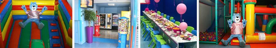 celebra cumpleaños bikipark fiesta infantil