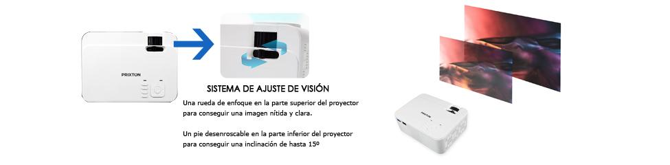 proyector goya pr10 prixton