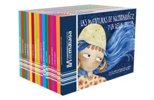 Pack de 5 cuentos Populares de Málaga
