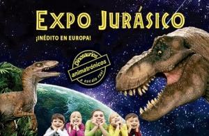 Entrada para Expo Jurásico ¡Dinosaurios a tamaño real!