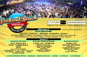 2 invitaciones para el weekend beach + menú de lujo en okami para 2 personas