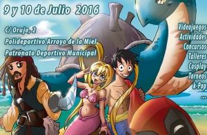 Entradas para el Salón del Manga de Benalmádena