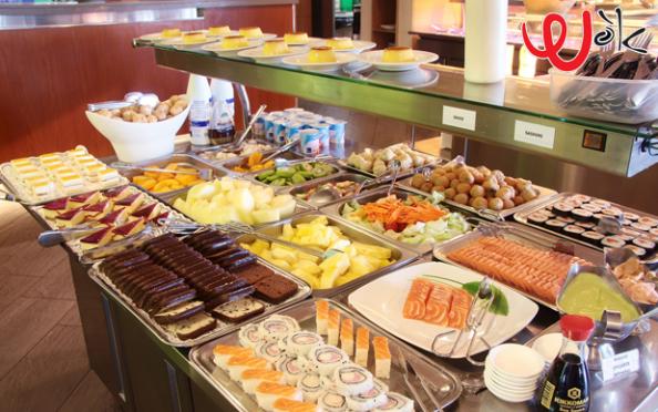 Buffet Libre para 1 o 2 personas en Wok Directo