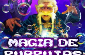 Entrada para el show Magia de Burbujas