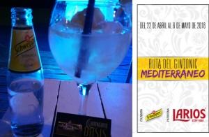 2 Gin-Tonics en Chiringuito Oasis