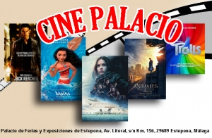 Entrada para Cines Palacio en Estepona