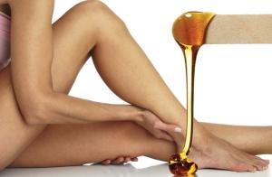 Depilación con cera para mujer: axilas, tiras brasileñas y piernas completas